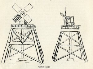 """Illustration from """"The Old Salt Works,"""" Hingham Historical Society Publication No. 1"""