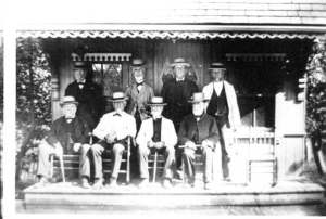 The Hingham Croquet Club