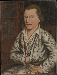 Portrait of William Duguid by Prince Demah.  Metropolitan Museum of Art