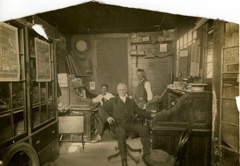 George E. Kimball Lumber Company 1914.