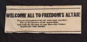 Abolition Banner