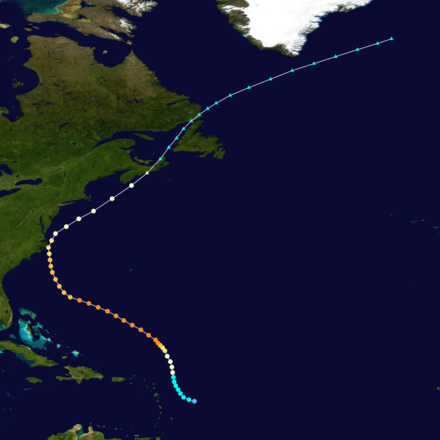 440px-1933_Atlantic_hurricane_13_track