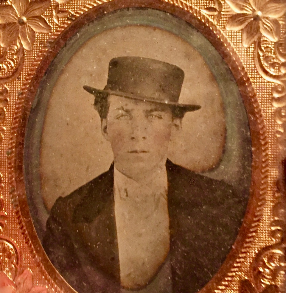 Henry Trowbridge age 21