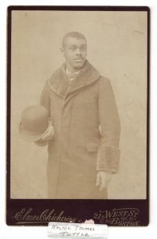 Walter Thomas Tuttle. Photo courtesy of Joyce Barber.